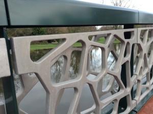 foto detail nieuwe brug