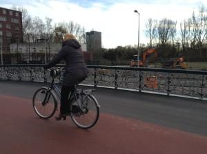 foto nieuwe brug